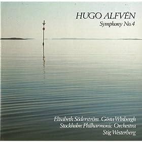 Alfven: Symphony No. 4 (1979)