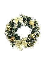 Decoracion Navideña Corona de Adviento Navidad