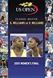 US Open Tennis Final 2001: Serena Williams vs Venus Williams
