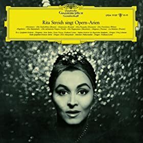 Rita Streich Singt Wolfgang Amadeus Mozart Mozart Rita Streich Singt Lieder Von Mozart