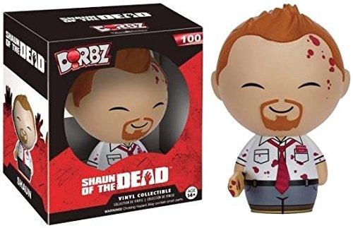 Funko Dorbz: Shaun of the Dead - Shaun (Bloody-Splattered Chase Variant)
