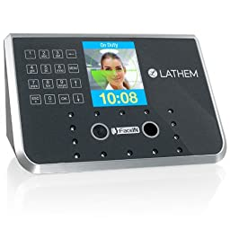 Lathem FR650 FaceIN Facial Recognition Attendance System