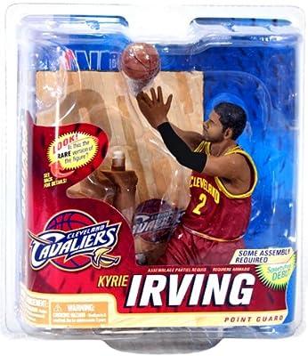 McFarlane Toys NBA Series 22 Kyrie Irving Figure