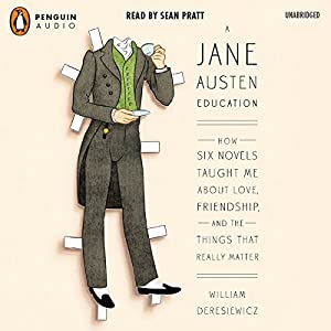 A Jane Austen Education Audiobook