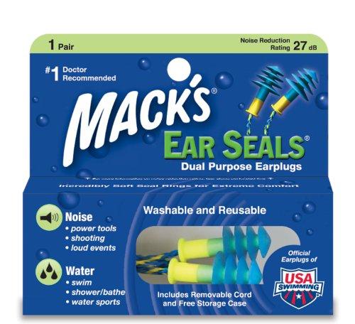 Mack'S Ear Seals Earplugs 1Pr