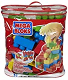 Mega Bloks 70 pc Building Blocks Bag