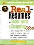 Real-Resumes for Social Work & Counse...