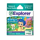 LeapFrog Nickelodeon Bubble Guppies Explorer Learning Game