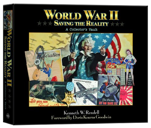 World War II: Saving the Reality, A Collector's Vault