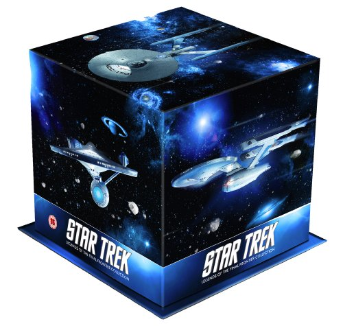 Star Trek: Legends of the Final Frontier Collection [Blu-ray] [2009]