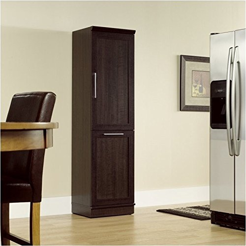 Sauder Homeplus Storage Cabinet, Dakota Oak Finish (Sauder Pantry Cabinet compare prices)