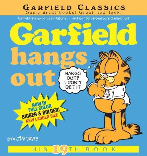 Garfield Hangs Out: His 19th Book - Jim Davis
