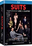 Suits Pack 1ª - 4ª temporada Blu-ray España
