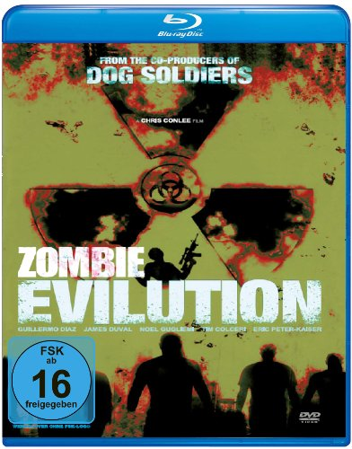 Zombie Evilution (BD) [Blu-ray]