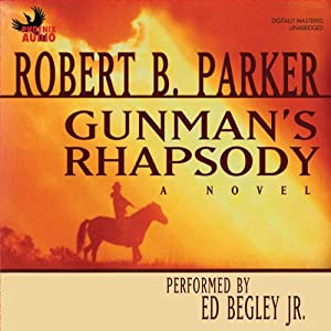 Gunman's Rhapsody Audiobook