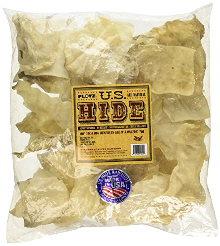 Artikelbild: U.S. Hide Rawhide Chips 1lb Bag-