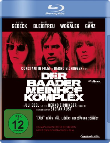 Der Baader-Meinhof-Komplex [Blu-ray]