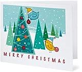 Amazon-Gift-Card---Print---Merry-Christmas---Christmas-Birds