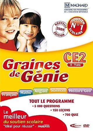 Graines de génie CE2 2009/2010