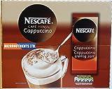 Nescafe Cappuccino Coffee 50 Sachets 14.2gm each Ref 12235765