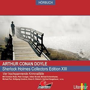 Sherlock Holmes Collectors Edition XIII Hörspiel