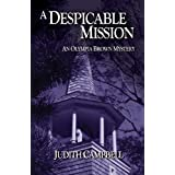 A Despicable Mission (Olympia Brown Mysteries) ~ Judith Campbell