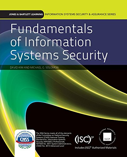 Fundamentals Of Information Systems Security (Information...