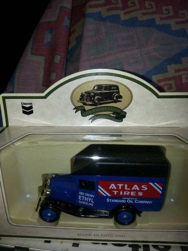 Atlas Tire Truck - 1