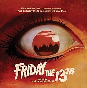 Friday the 13th (180 Gram Colored Vinyl - 1980 Original Score)