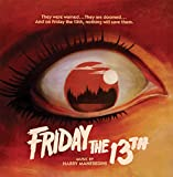 Friday the 13th (180 Gram Colored Vinyl - 1980 Original Score)