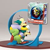 McFarlane Simpsons Figur Serie 2: Homer and Krusty Clown