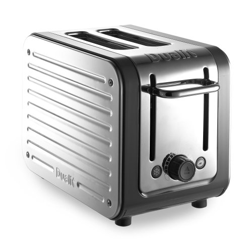 Dualit 2-Slot Architect Toaster Grey