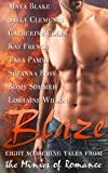 img - for Blaze: A Minxes of Romance anthology book / textbook / text book