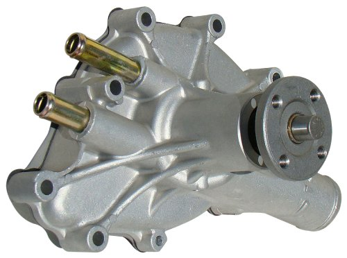 Milodon 16333 Performance Aluminum Standard Volume Water Pump For Ford 302