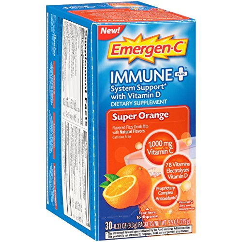 Emergen-C-Immune-Dietary-Supplement-Super-Orange-Flavor-30-Count-033-oz-Packets