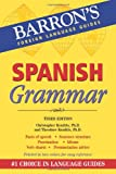 img - for Spanish Grammar (Barron's Foreign Language Guides) book / textbook / text book