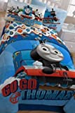 Thomas Train Ride Rails 4pc Twin-Single Bedding Set