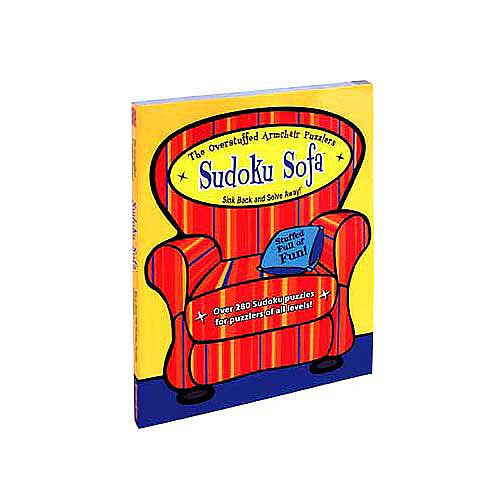 Cheap University Games Overstuffed Armchair: Sudoku Sofa (B000K8CQPO)