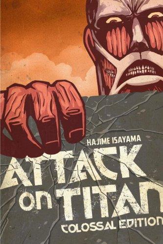 ATTACK ON TITAN COLOSSAL ED 01