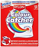 Dylon Colour Catcher 12 Sheets (Pack of 3)