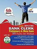 Target IBPS Bank Clerk Preliminary & Mains - 20 Practice Sets Workbook with CD