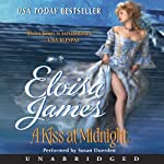 A Kiss at Midnight (       UNABRIDGED) by Eloisa James Narrated by Susan Duerden