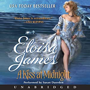 A Kiss at Midnight | [Eloisa James]
