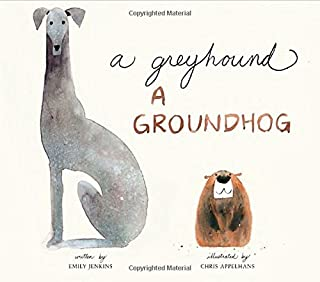 Book Cover: A Greyhound, a Groundhog