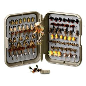 Orvis posigrip threader fly box only small for Fly fishing subscription box