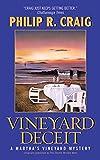 Vineyard Deceit: A Martha's Vineyard Mystery