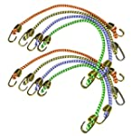 "Keeper 06052 10"" Mini Bungee Cord, 8..."