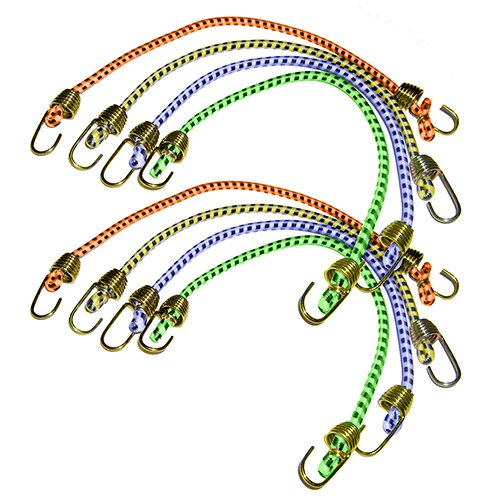 Review Of Keeper 06052 10 Mini Bungee Cord, 8 Pack