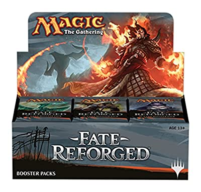 Magic: the Gathering: Fate Reforged Booster Box (36 Packs) Factory Sealed MTG from Wizard of the Coast