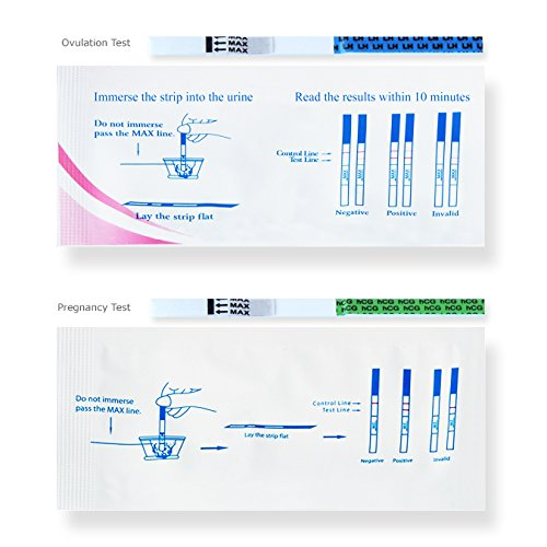 clear blue electronic pregnancy test instructions